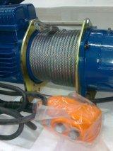 Лебедка электрическая канатная KDJ 300E1(г/п 300кг, в/п 30м)