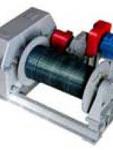 Лебедка тяговая электрическая ТЭЛ-7А-1