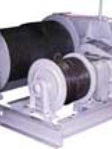 Лебедка тяговая электрическая ТЛ-8Б