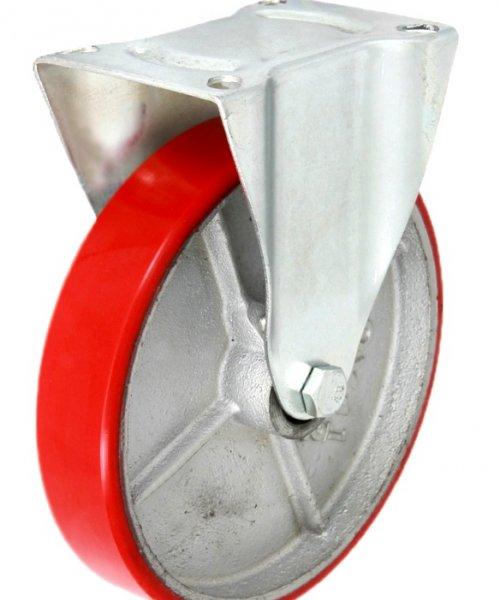 Колесо большегрузное полиуретановое (не поворотное) BKPN