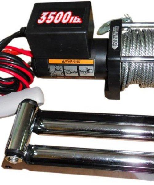 Автомобильная лебедка DW3500-12v(KDJ300-D)
