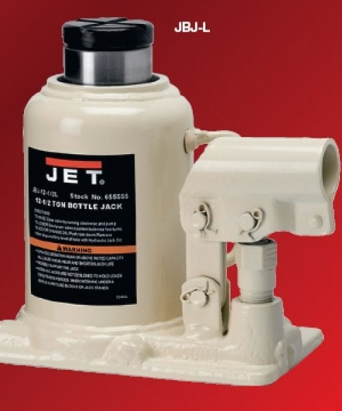 Домкрат гидравлический JBJ-12,5L г/п 12500 кг(низкий)