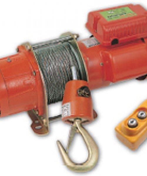 Электрическая лебедка CP-200(г/п 200кг, в/п 44м)