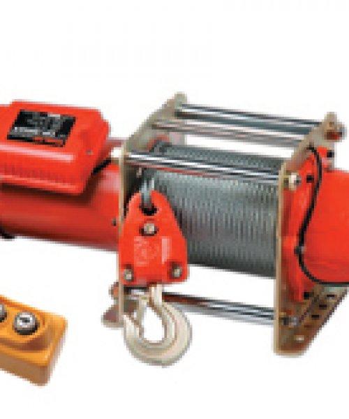 Электрическая лебедка CP-500T (г/п 400кг, в/п 58м)