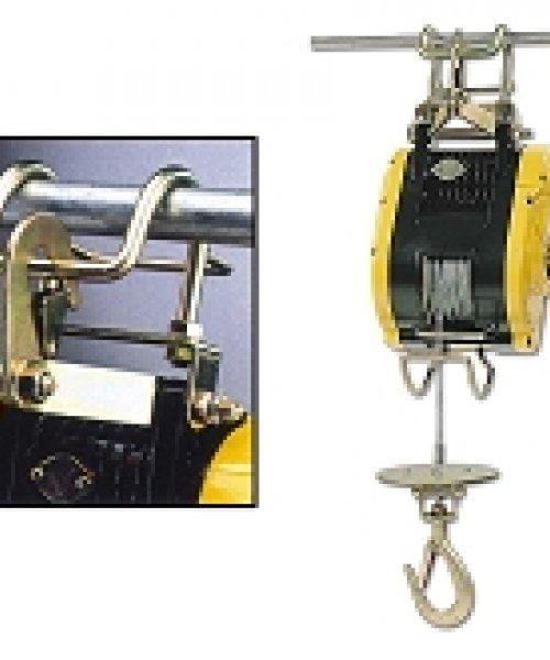 Электрическая мини лебедка CWS-160(г/п 160кг, в/п 30м)