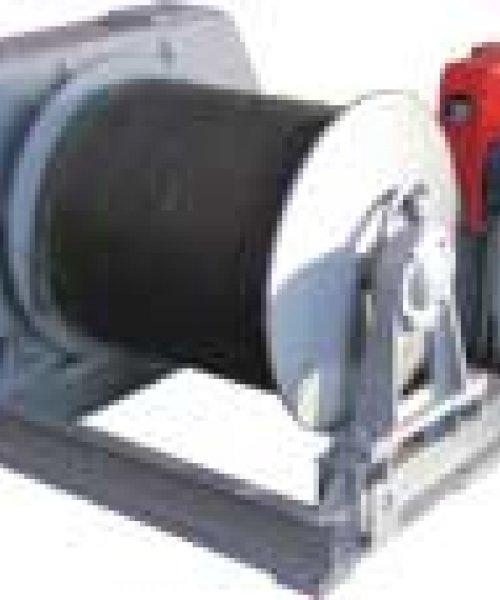 Лебедка тяговая электрическая ТЭЛ-5А