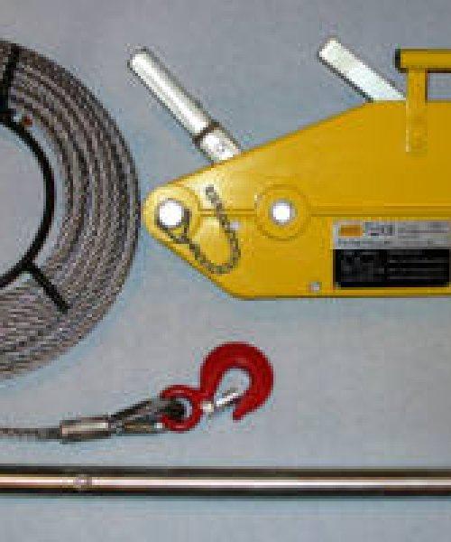 Монтажно-тяговый механизм МТМ 0,8т20м