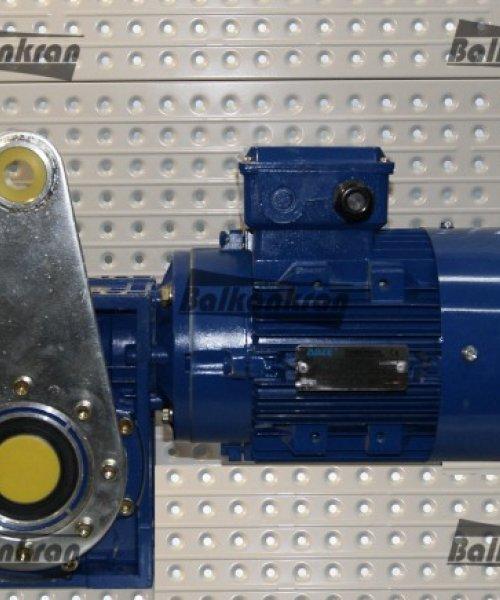 Мотор-редуктор для привода грузоподъемного крана 1-2т.