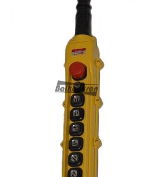 Пульт кабельный HOB-84 BH3(6 кнопок,  2 скорости)
