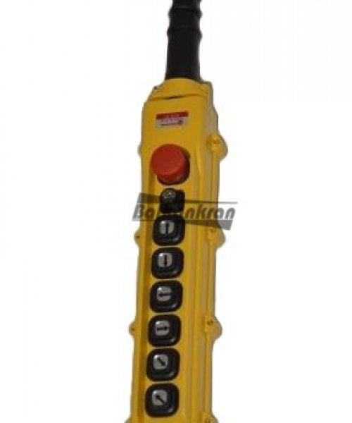 Пульт кабельный HOB-84 BH(6 кнопок, 1 скорость)