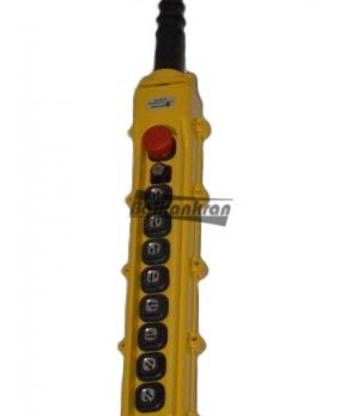 Пульт кабельный HOB-85 BH4(8 кнопок, 2 скорости)