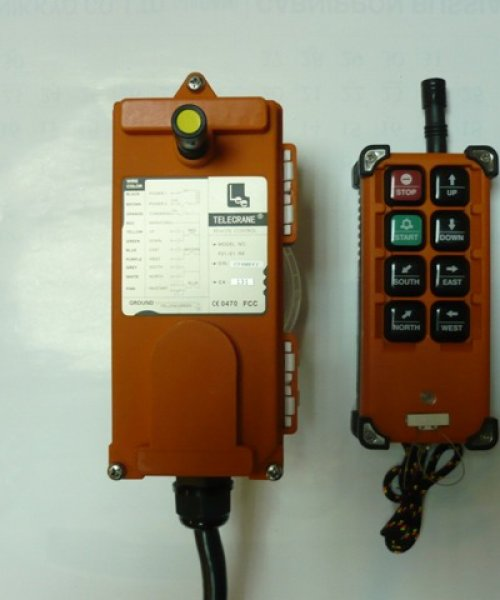 Радиоуправление тип F21-E1B(TELECRANE пр.Тайвань)