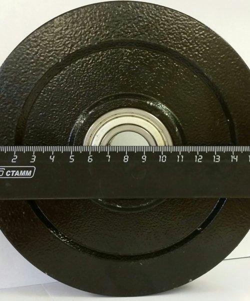 Ролик для каната 12-13мм (г/п - 2,0-3,2т.)