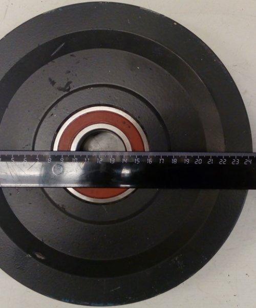 Ролик под канат 15-18мм (г/п-5т)