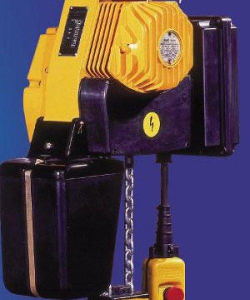 Таль электрическая цепная передвижная серии ВЕ093М г/п 500кг В/П от 3,2-12м