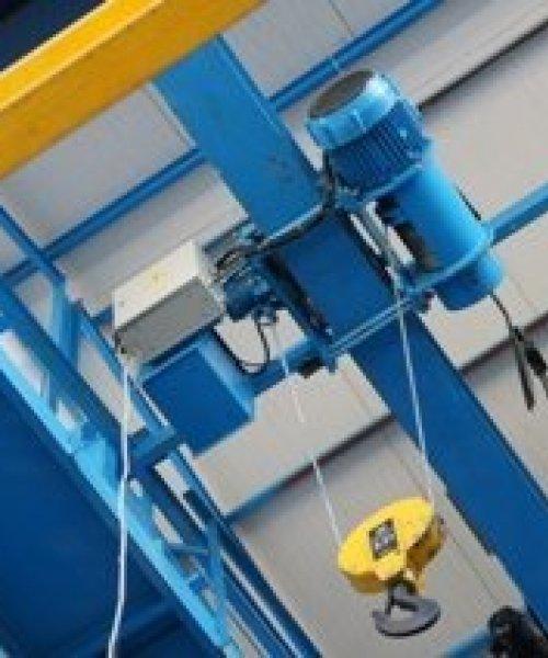 Тельфер электрический Уменьшенной строительной высоты  Т45 г/п 0.5т в/п от 6-12м