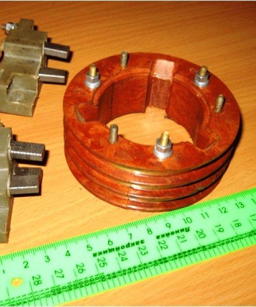 Токосъемник кольцевого типа для тали 0,5т.